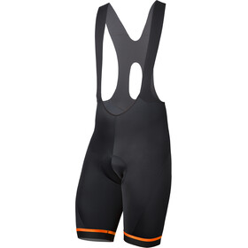 Etxeondo Kom 19 Bibshorts Herrer, black-orange